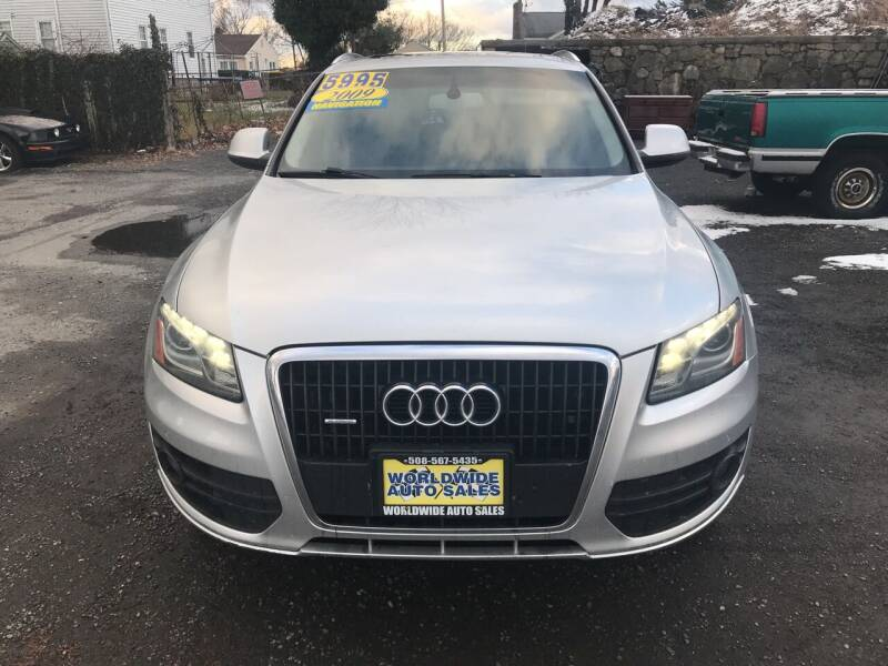 2009 Audi Q5 for sale at Worldwide Auto Sales in Fall River MA