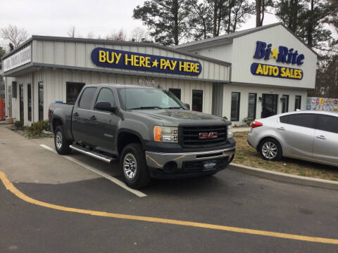 2011 GMC Sierra 1500 for sale at Bi Rite Auto Sales in Seaford DE