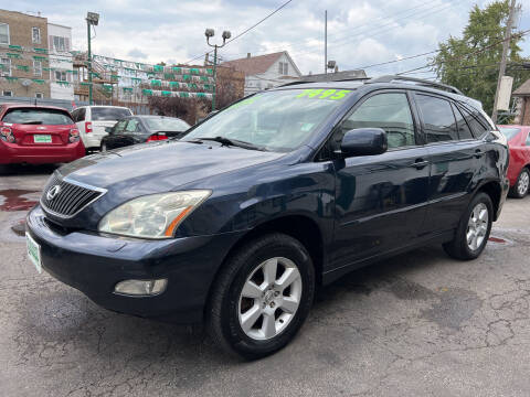 2004 Lexus RX 330 for sale at Barnes Auto Group in Chicago IL