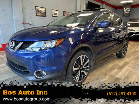 2018 Nissan Rogue Sport for sale at Bos Auto Inc in Quincy MA