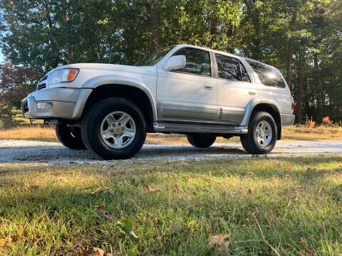 1999 Toyota 4Runner for sale at Madden Motors LLC in Iva SC