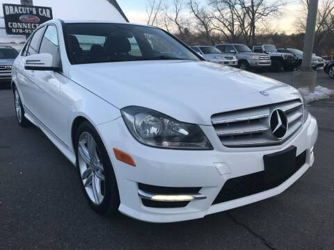 2013 Mercedes-Benz C-Class for sale at Dracut's Car Connection in Methuen MA