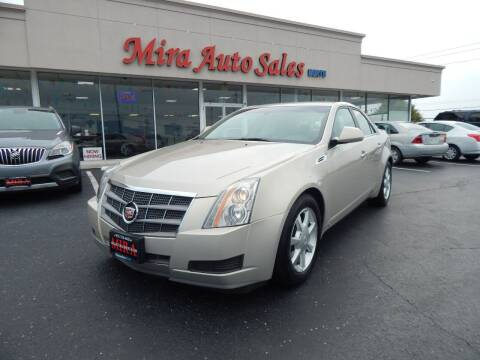 2009 Cadillac CTS for sale at Mira Auto Sales in Dayton OH