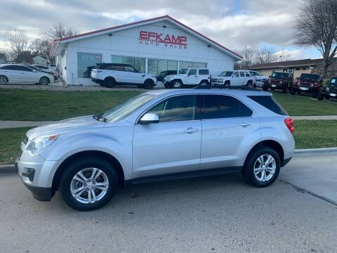 2012 Chevrolet Equinox for sale at Efkamp Auto Sales LLC in Des Moines IA