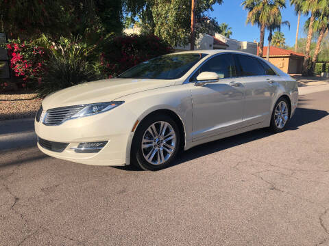 2014 Lincoln MKZ Hybrid for sale at Arizona Hybrid Cars in Scottsdale AZ