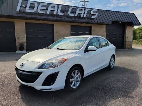 2010 Mazda MAZDA3 for sale at I-Deal Cars in Harrisburg PA