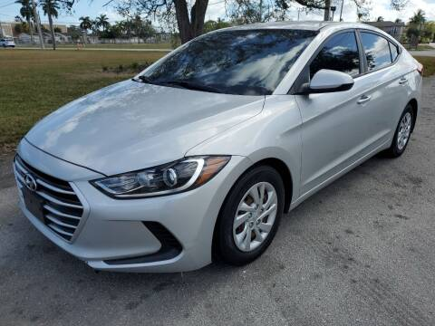 2017 Hyundai Elantra for sale at VC Auto Sales in Miami FL