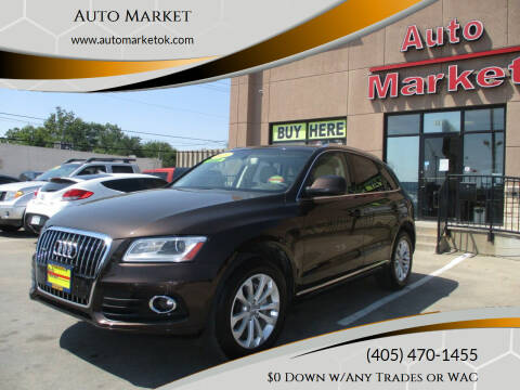 2013 Audi Q5 for sale at Auto Market in Oklahoma City OK