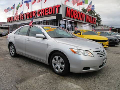 2009 Toyota Camry for sale at Giant Auto Mart 2 in Houston TX