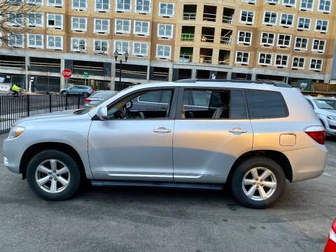 2010 Toyota Highlander for sale at Bluesky Auto in Bound Brook NJ
