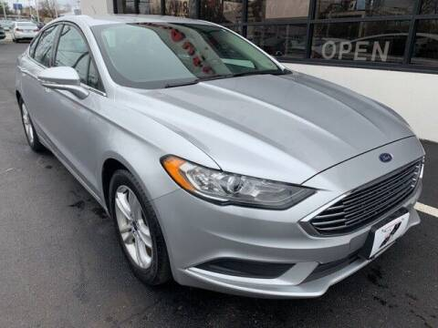 2018 Ford Fusion for sale at BuyFromAndy.com at Hi Lo Auto Sales in Frederick MD