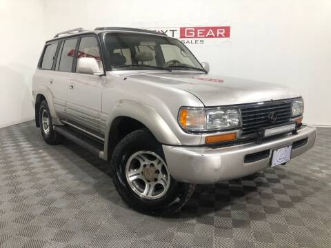 1997 Lexus LX 450 for sale at Next Gear Auto Sales in Westfield IN