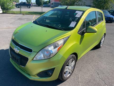 2013 Chevrolet Spark for sale at Diana Rico LLC in Dalton GA