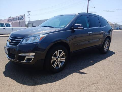 2016 Chevrolet Traverse for sale at Faggart Automotive Center in Porterville CA