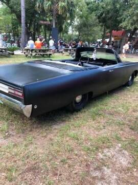 1968 Plymouth Fury for sale at Classic Car Deals in Cadillac MI