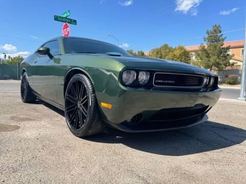 2013 Dodge Challenger for sale at Boktor Motors in Las Vegas NV