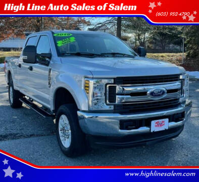 2019 Ford F-250 Super Duty for sale at High Line Auto Sales of Salem in Salem NH