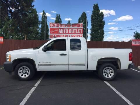2009 Chevrolet Silverado 1500 for sale at Flagstaff Auto Outlet in Flagstaff AZ