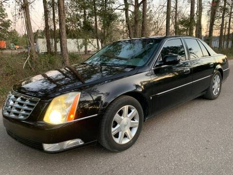2007 Cadillac DTS for sale at Next Autogas Auto Sales in Jacksonville FL