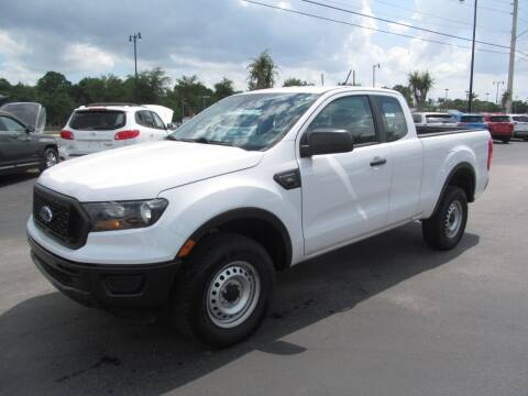2019 Ford Ranger for sale at Blue Book Cars in Sanford FL