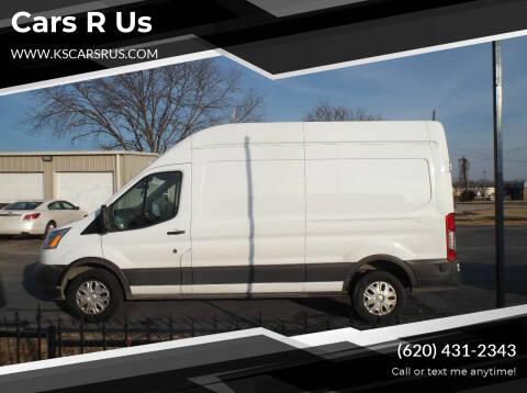 2019 Ford Transit Cargo for sale at Cars R Us in Chanute KS