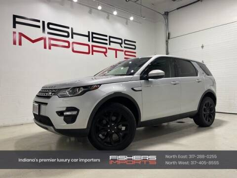 2018 Land Rover Discovery Sport for sale at Fishers Imports in Fishers IN