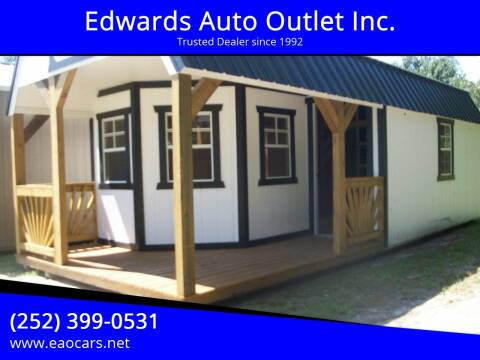 2021 xx Old Hickory Buildings Create your custom building for sale at Edwards Auto Outlet Inc. in Wilson NC