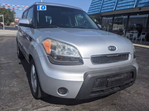 2010 Kia Soul for sale at GREAT DEALS ON WHEELS in Michigan City IN