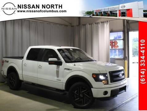 2014 Ford F-150 for sale at Auto Center of Columbus in Columbus OH