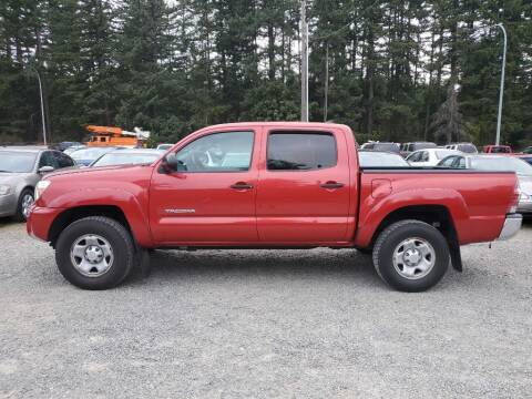 2014 Toyota Tacoma for sale at WILSON MOTORS in Spanaway WA