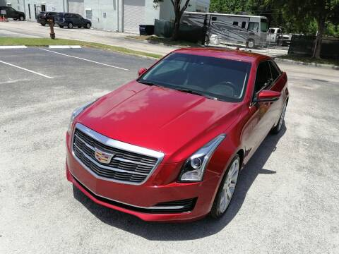 2016 Cadillac ATS for sale at Best Price Car Dealer in Hallandale Beach FL