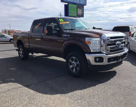 2011 Ford F-350 Super Duty for sale at SPEND-LESS AUTO in Kingman AZ