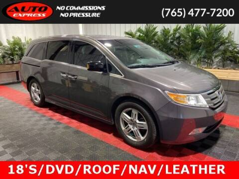 2011 Honda Odyssey for sale at Auto Express in Lafayette IN
