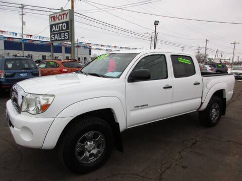 2009 Toyota Tacoma for sale at TRI CITY AUTO SALES LLC in Menasha WI