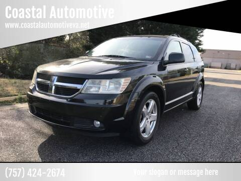 2010 Dodge Journey for sale at Coastal Automotive in Virginia Beach VA