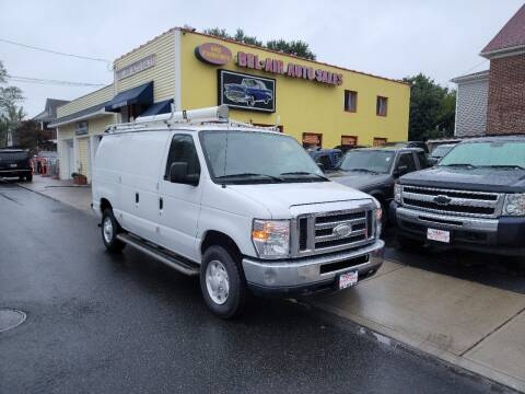 2014 Ford E-Series Cargo for sale at Bel Air Auto Sales in Milford CT