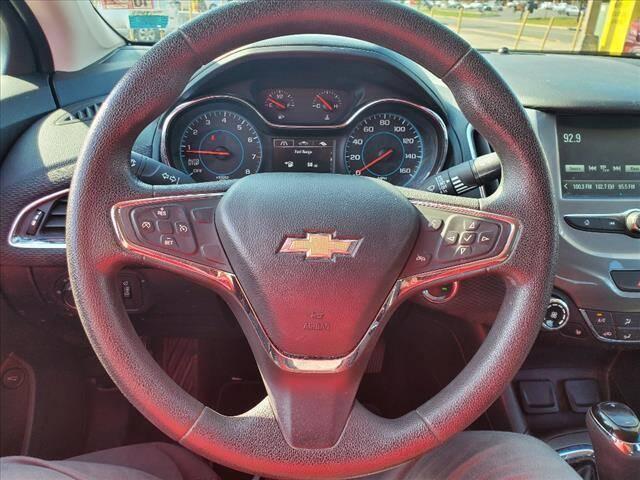 2017 Chevrolet Cruze LT Auto 4dr Sedan - Manassas VA