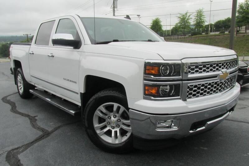 2015 Chevrolet Silverado 1500 for sale at Tilleys Auto Sales in Wilkesboro NC