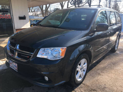 2012 Dodge Grand Caravan for sale at New Wheels in Glendale Heights IL