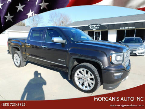 2016 GMC Sierra 1500 for sale at Morgan's Auto Inc in Paoli IN