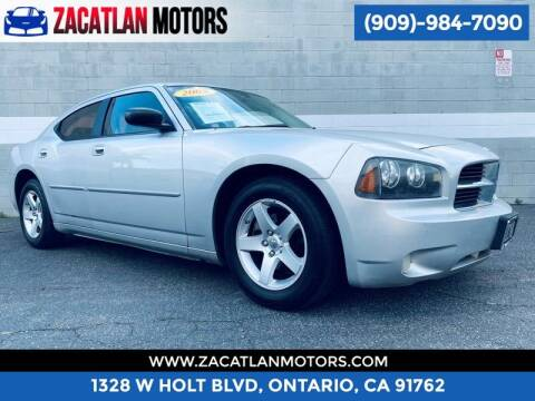 2008 Dodge Charger for sale at Ontario Auto Square in Ontario CA