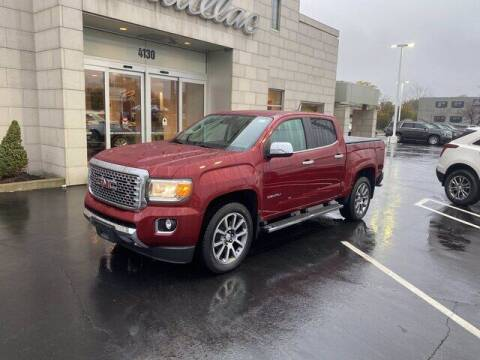 2018 GMC Canyon for sale at Cappellino Cadillac in Williamsville NY