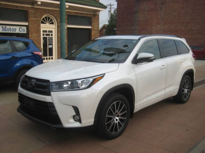 2017 Toyota Highlander for sale at Theis Motor Company in Reading OH