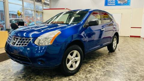 2010 Nissan Rogue for sale at TOP YIN MOTORS in Mount Prospect IL