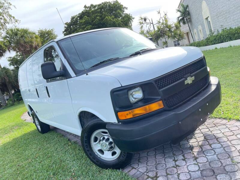 2014 Chevrolet Express Cargo for sale at Citywide Auto Group LLC in Pompano Beach FL