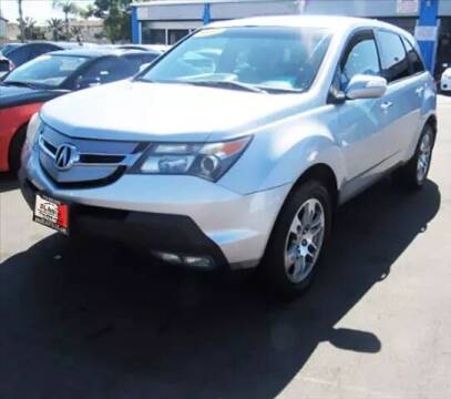 2008 Acura MDX for sale at DL Auto Lux Inc. in Westminster CA