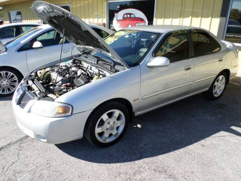 2006 Nissan Sentra for sale at Credit Cars of NWA in Bentonville AR