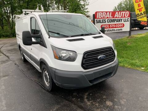 2016 Ford Transit Cargo for sale at Ibral Auto in Milford OH