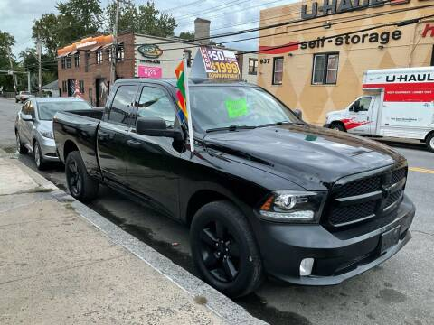 2014 RAM Ram Pickup 1500 for sale at White River Auto Sales in New Rochelle NY