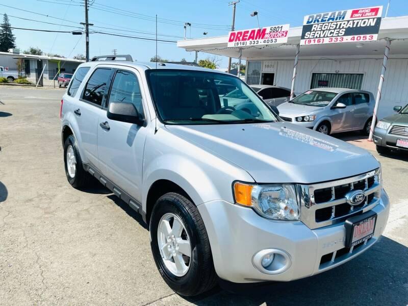 2012 Ford Escape for sale at Dream Motors in Sacramento CA